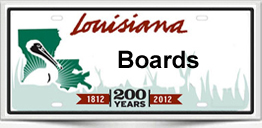 Louisiana boards