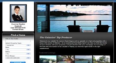 Agent Real Estate Websites