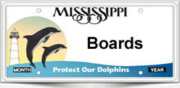 Mississippi boards