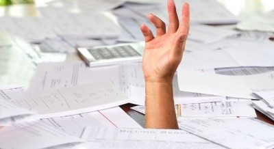 Are you too busy w/ paperwork to conduct business